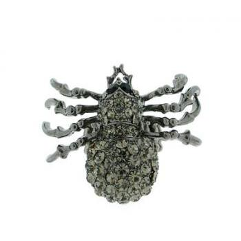 Tarantula Cocktail Ring